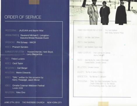 Ornette Funeral Service