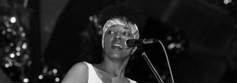 19. Mai 1986 Cassandra Wilson - voc.. Photo: Hyou Vielz