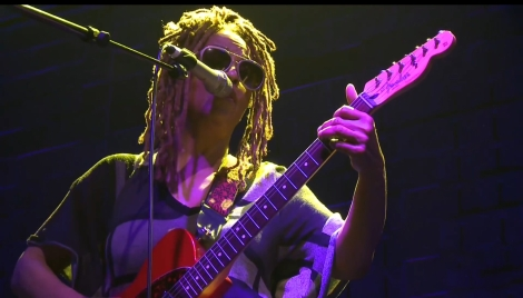 Black Sun: Cassandra Wilson mit Harriet Tubman live @ BRIC House, Brooklyn im März 2014 (Foto: screenshot)